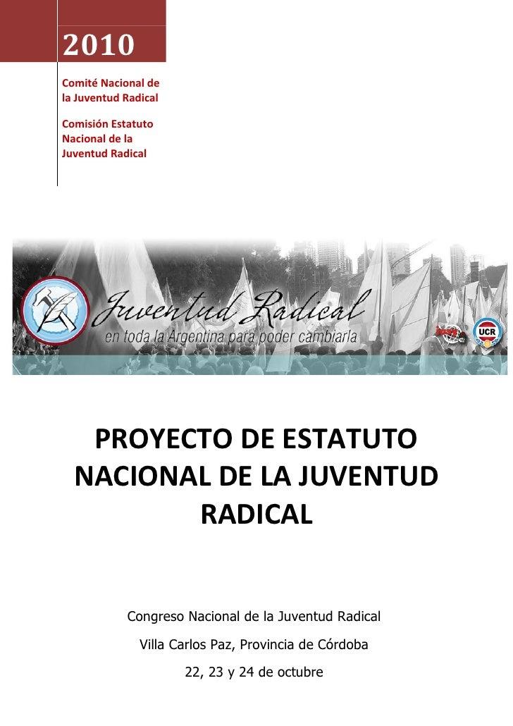 Proyecto de-estatuto-nacional-de-la-juventud-radical-2