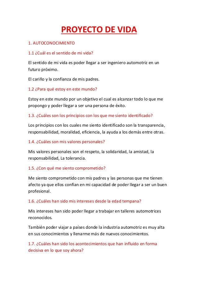 proyecto de vida pdf