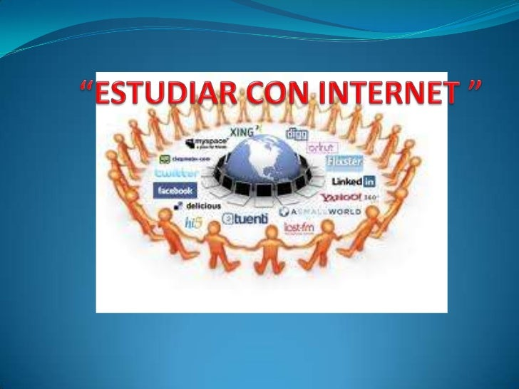 Trataremos de utilizar internet como uncampo de aprendizaje:Mediante la investigación de carrerasUniversitarias a la que p...