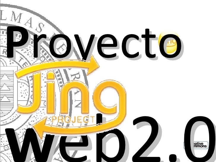P royecto  w eb2.0
