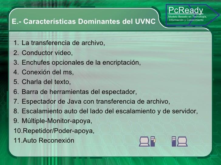 Proyecto Pc Ready TecnologíA Ultra Vnc