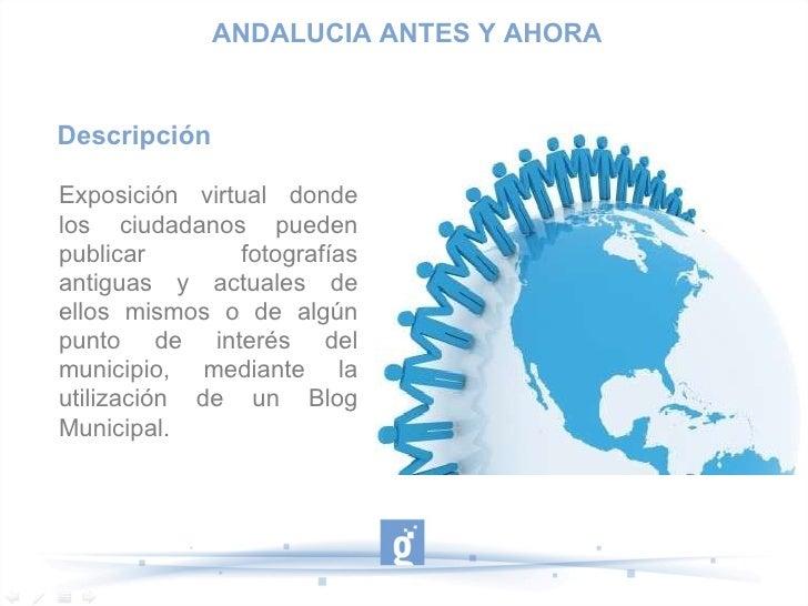 Proyecto: Andalucía Antes y Ahora Slide 2