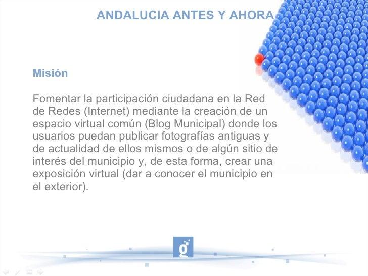 Proyecto: Andalucía Antes y Ahora Slide 3