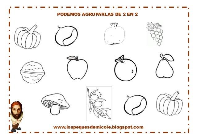 www.lospequesdemicole.blogspot.com  PODEMOS AGRUPARLAS DE 2 EN 2