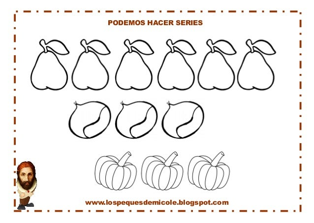 PODEMOS HACER SERIES  www.lospequesdemicole.blogspot.com