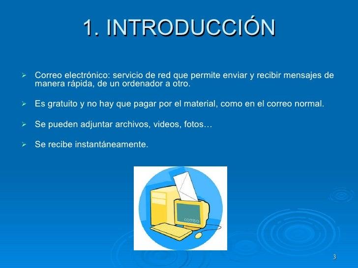 Correo Electronico Slide 3