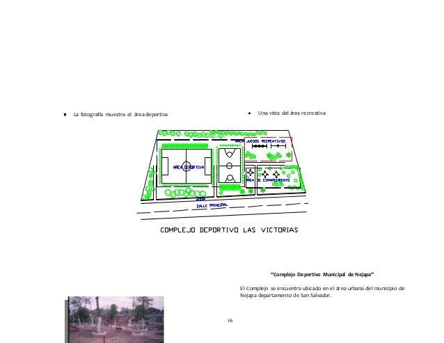 Proyecto arquitect nico para el complejo deportivo - Complejo deportivo el mayorazgo ...