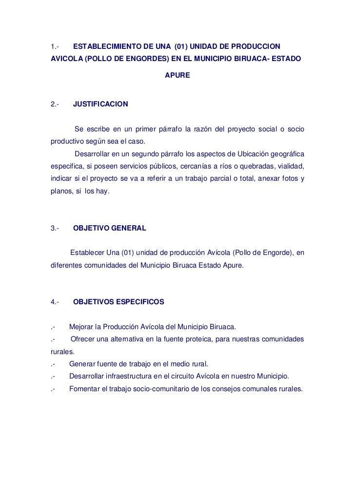 Proyecto avicola2012 Slide 2