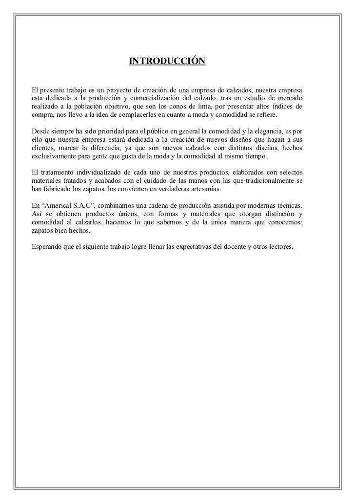 proyecto calzado pdf