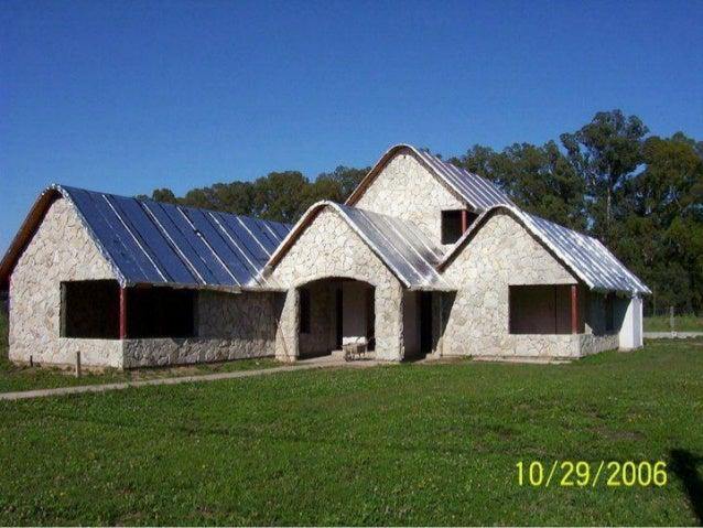 Proyecto casa unifamiliar - Funes - Santa Fé Slide 2