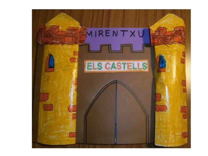 Proyecto castillos Slide 2