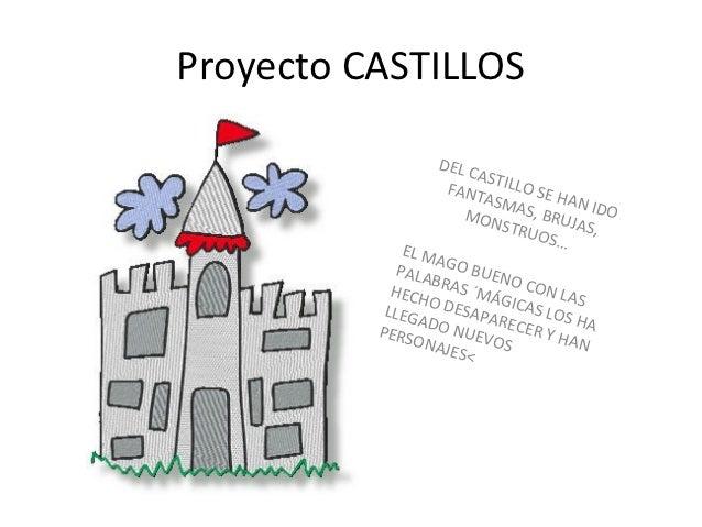 Proyecto CASTILLOS                   DEL C                        AS                     FANT TILLO SE                    ...
