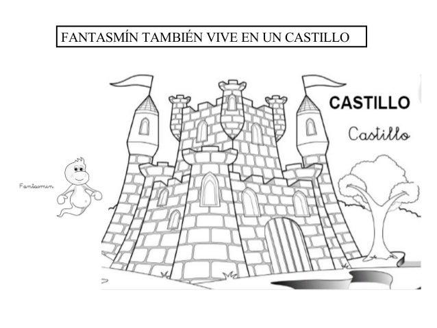 FANTASMÍN TAMBIÉN VIVE EN UN CASTILLO