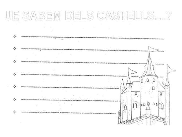 Proyecto castillos original