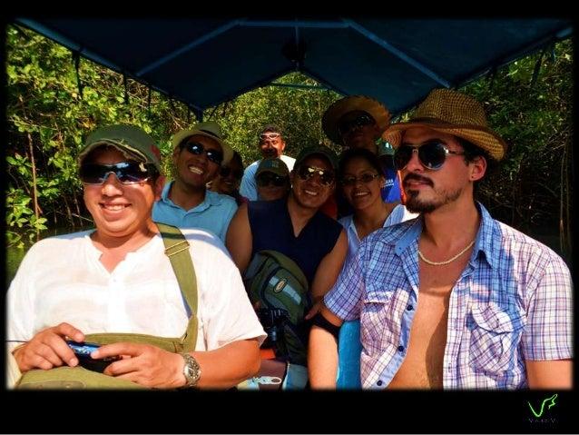 Lista de actividades  1. Visita al cocodrilario  2. Tour a las bioluminiscencias  3. Expedición Marina  4. Pesca recreativ...