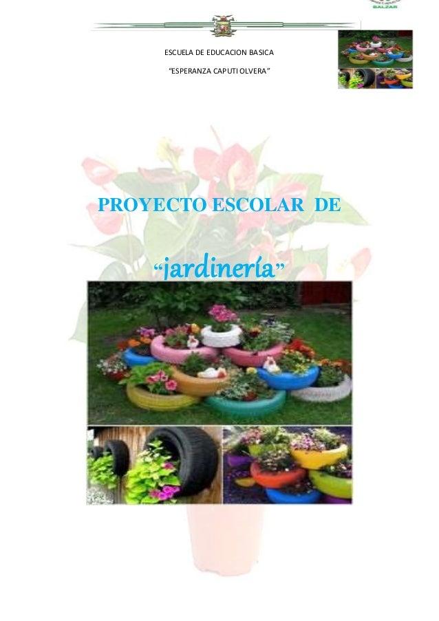 Proyecto club jardineria 12 njjj for Proyecto jardineria