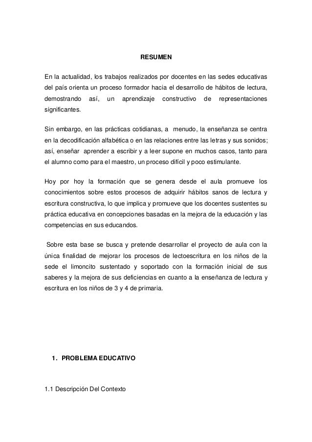 RESUMEN En la actualidad, los trabajos realizados por docentes en las sedes educativas del país orienta un proceso formado...