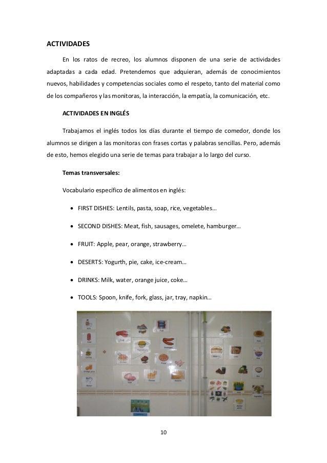 Stunning Trabajar En Comedor Escolar Photos - Casa & Diseño Ideas ...
