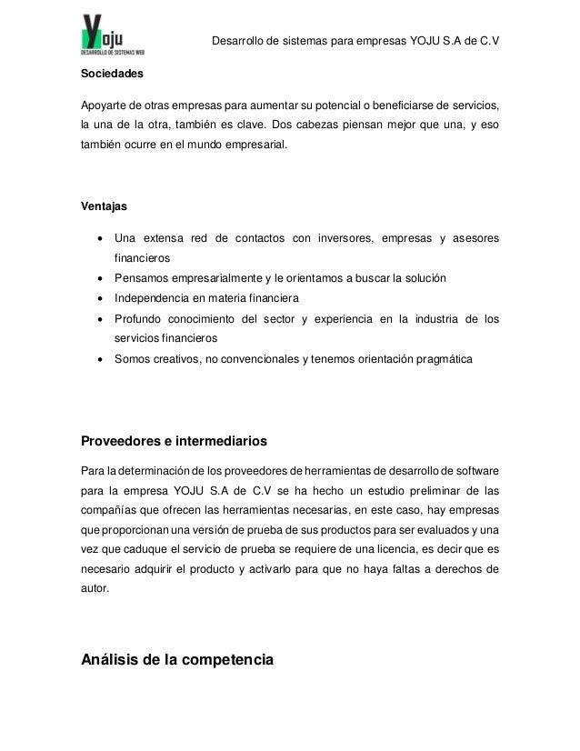 Encantador Plan De Negocios Para El Servicio De Escritura De ...