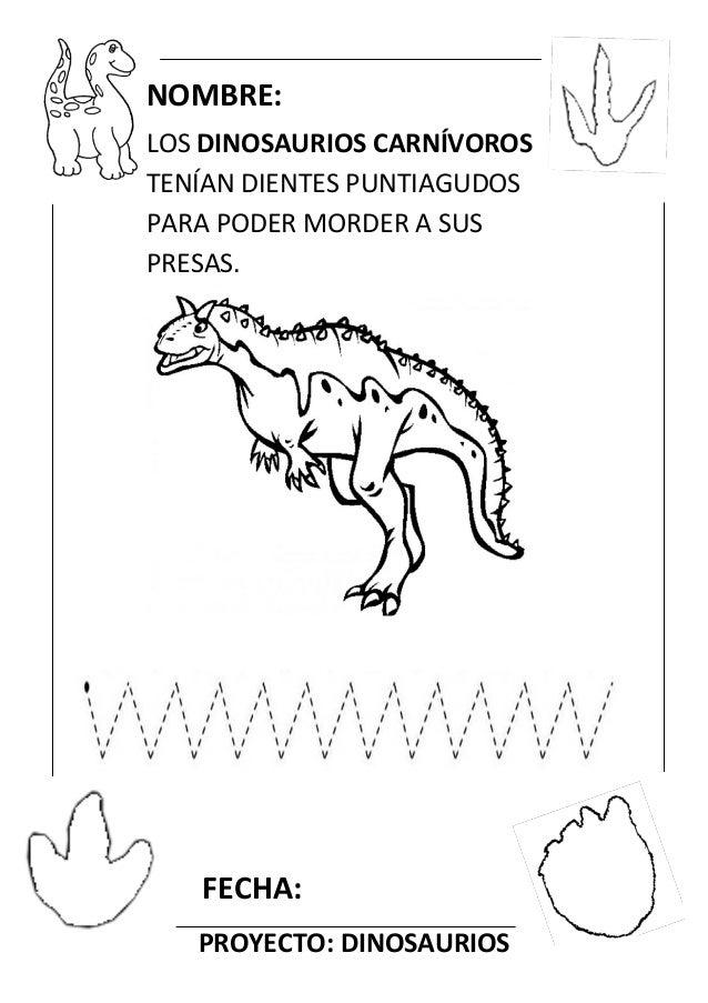 Dinosaurios Para Colorear E Imprimir Pdf Dinosaurio Para Colorear ...