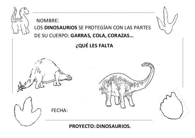 Proyecto completo dinosaurios. programación, fichas, recursos,pdf