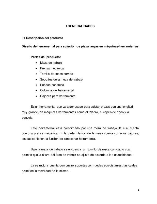 Proyecto completo tesis de diseño mecanico - photo#13