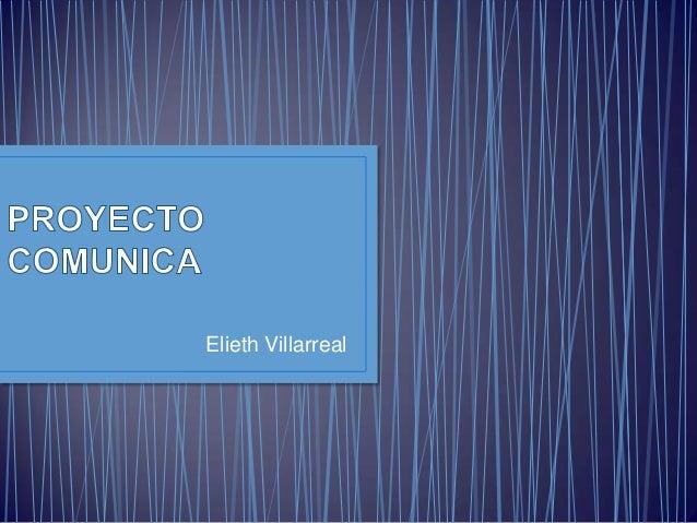 Elieth Villarreal