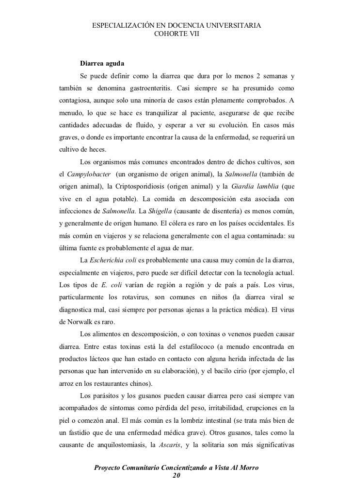 ESPECIALIZACIÓN EN DOCENCIA UNIVERSITARIA                            COHORTE VII           Diarrea aguda        Se puede d...