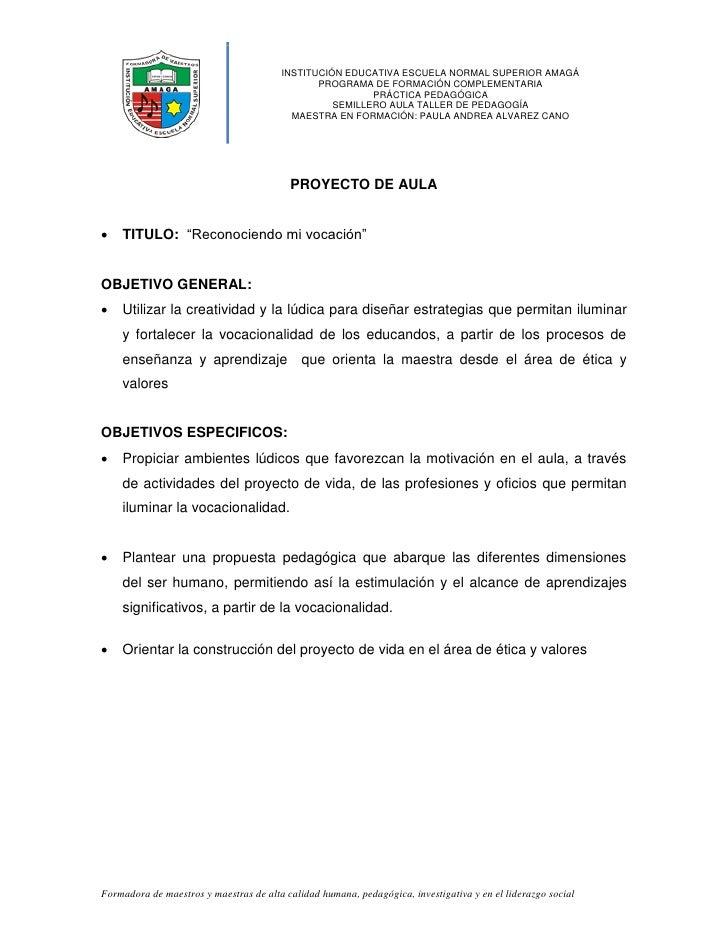 INSTITUCIÓN EDUCATIVA ESCUELA NORMAL SUPERIOR AMAGÁ                                               PROGRAMA DE FORMACIÓN CO...