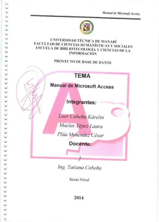 Manual de Microsoft Access, ‡ ・ 夕 ︶ ︶ ︶ ︶ ︶ ︶ ︶ ︶ ︶ ︶ ︶ ︶ ︶ ︶ ヽ ︶ ︶ ︶ ︶ ︶ ︶ ︶ ︶ ︶ ︶ ︶ ︶ ︶ ︶ ︶ ︶ ︶ ︶ ︶ ︶ ︶ ︶ ︶ ︶ ︶ ︶ ︶ ︶ ︶ ...
