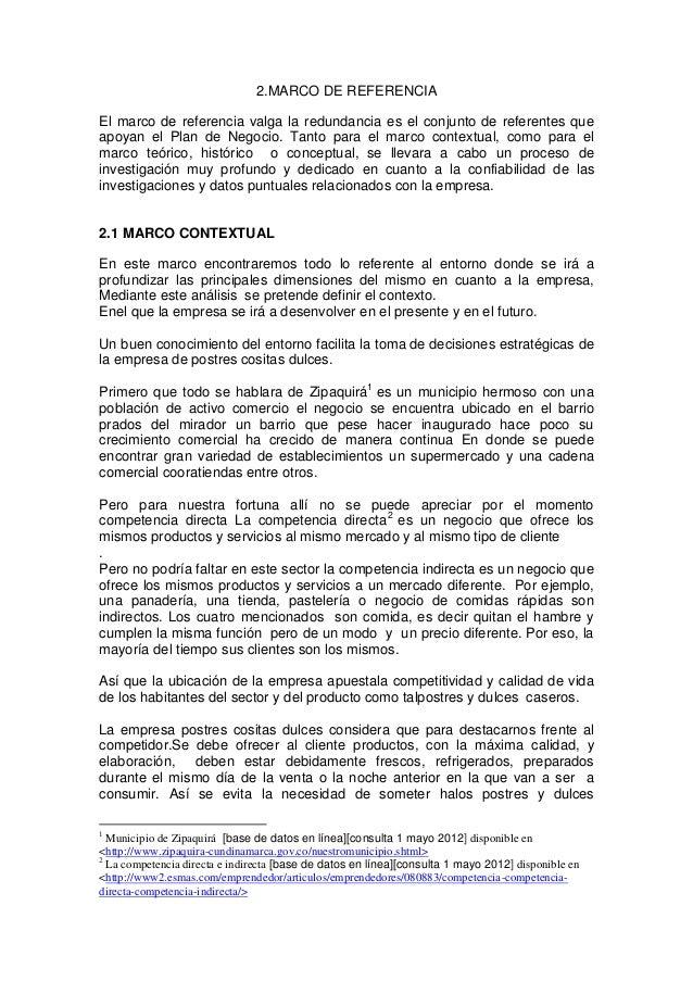 Proyecto De Grado Cositasdulces Docx