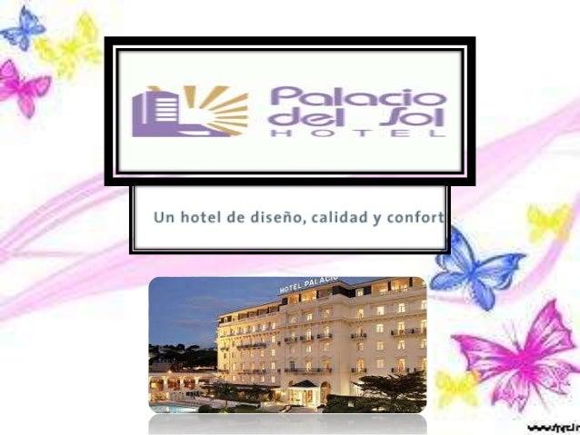 VISION El Hotel tiene la visión de lograr un liderazgo dentro del grupo de hoteles del mismo nivel. Tenemos la visión de s...