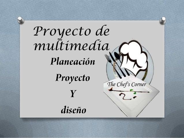 Proyecto de multimedia