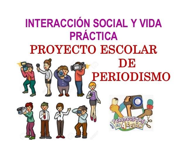 Proyecto de periodismo for Proyecto de cafeteria escolar