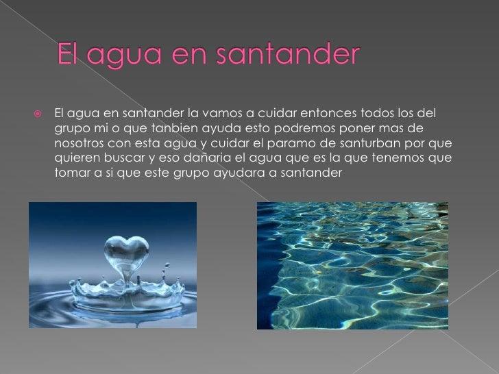 Proyecto de profundización agua en santander Slide 2