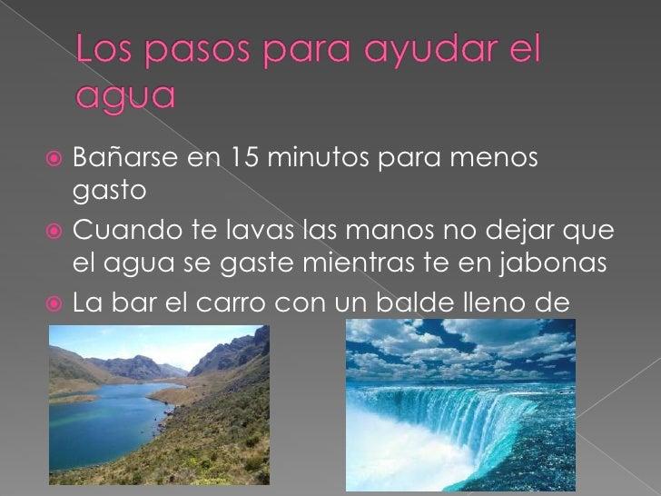 Proyecto de profundización agua en santander Slide 3