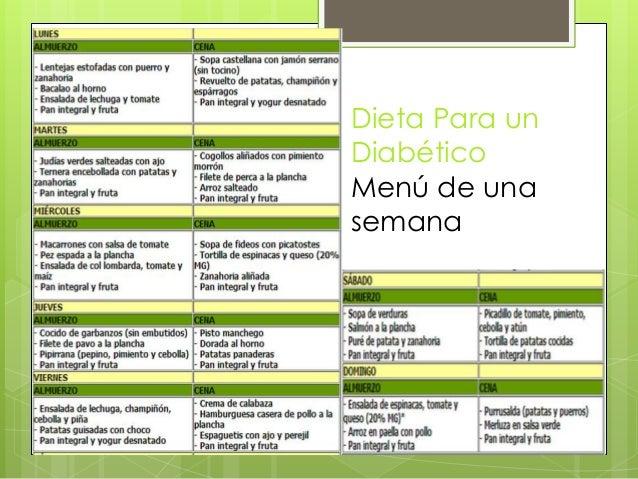 Dieta para bajar de peso en una semana sanamente