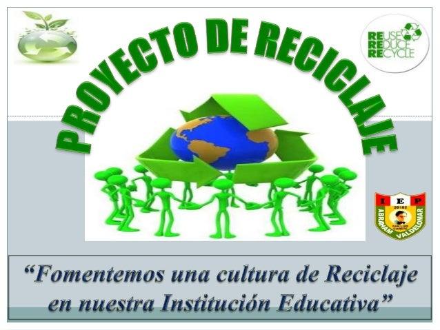 Institución Educativa contaminada por desechos sólidos en el patio(después del recreo) y aulas. Peligro para la salud de l...