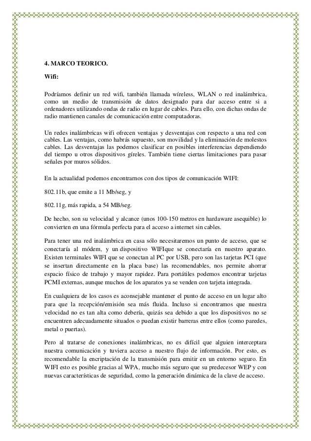 Proyecto de red wifi formulacion 1
