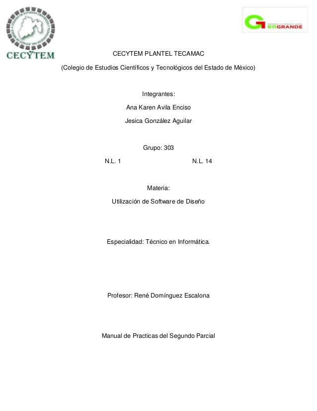 CECYTEM PLANTEL TECAMAC(Colegio de Estudios Científicos y Tecnológicos del Estado de México)                             I...