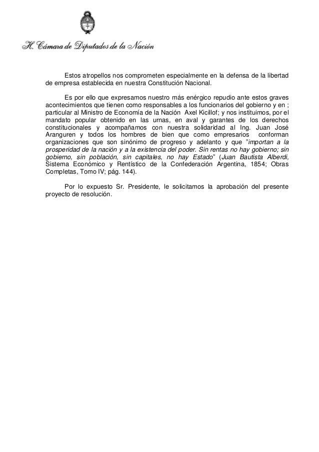 Proyecto de resolución presidente shell Slide 3