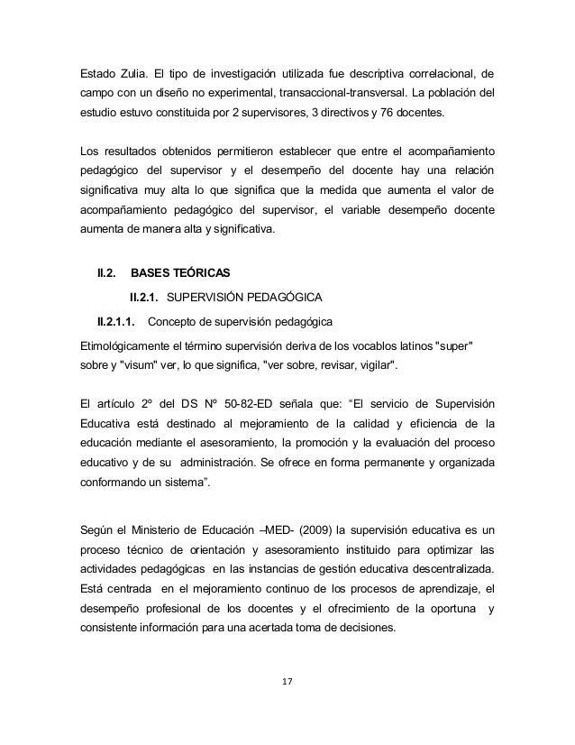 Estado Zulia. El tipo de investigación utilizada fue descriptiva correlacional, de  campo con un diseño no experimental, t...