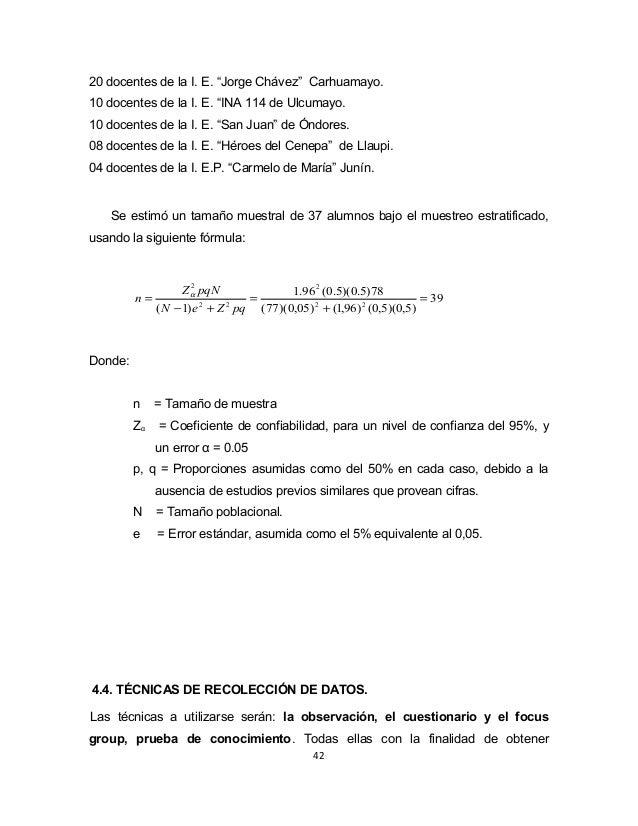 "20 docentes de la I. E. ""Jorge Chávez"" Carhuamayo.  10 docentes de la I. E. ""INA 114 de Ulcumayo.  10 docentes de la I. E...."