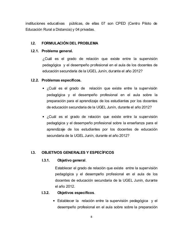 instituciones educativas públicas, de ellas 07 son CPED (Centro Piloto de  Educación Rural a Distancia) y 04 privadas.  I....
