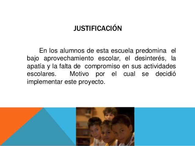 Proyecto Desinter S Escolar