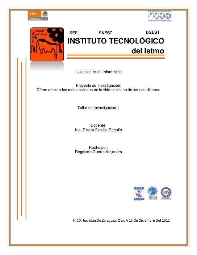 SEP              SNEST                        DGEST                  INSTITUTO TECNOLÒGICO                                ...