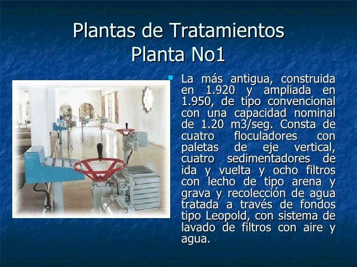 Proyecto de tratamiento del agua - Tratamiento de agua ...