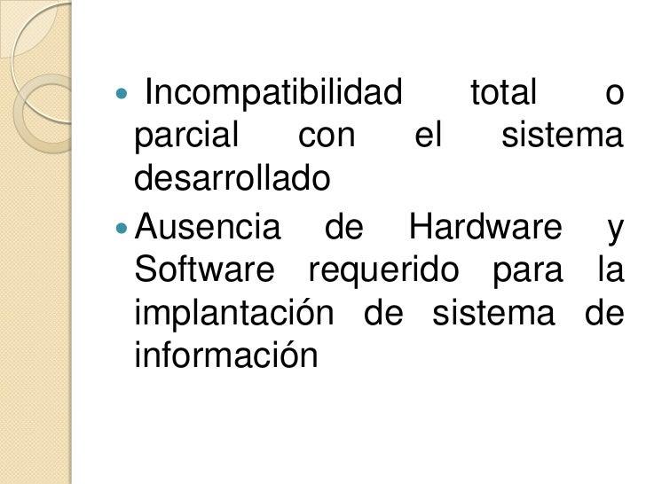 Proyecto de trazabilidad para la planta de transformaci n for Incompatibilidad en plantas