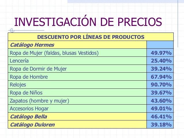 e16e45458ee25 ... 47. INVESTIGACIÓN DE PRECIOS DESCUENTO POR ...