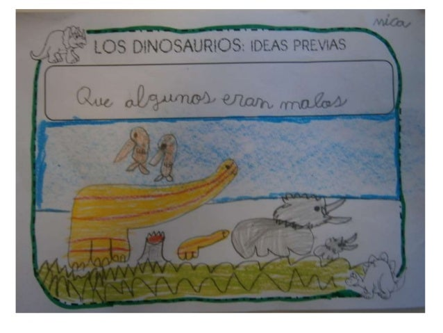 Proyecto dinosaurios Slide 2